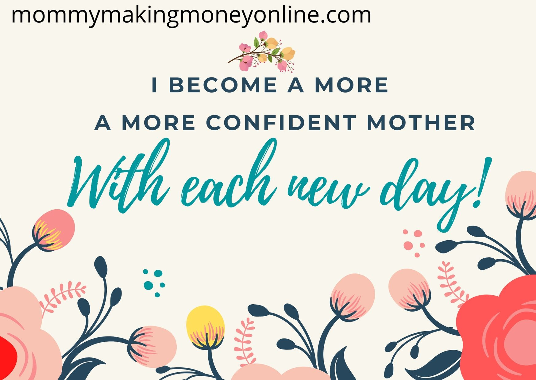 Here are a few affirmation cards for moms! If you are a mom who feels overwhelmed, try using some of these positive affirmations for moms! Having a positive self-dialogue is a huge part of self-care for moms. Learn how to use positive affirmations to liberate yourself from overwhelming in the post that lists 31 positive affirmations for moms. #momlife #motherhood #selfcare #positiveaffirmations