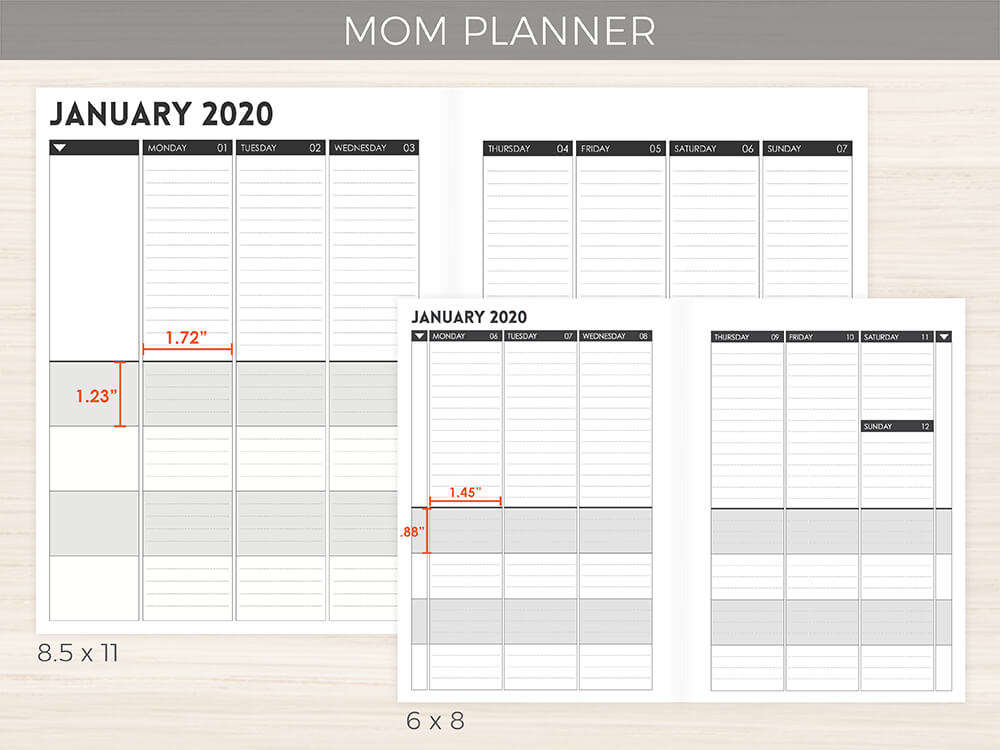 PurpleTrail mom planner for working moms