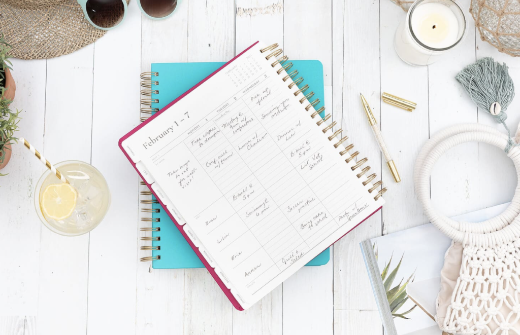 momAgenda Day Planner for Working Moms