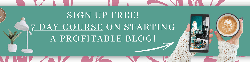 Start a mom blog today that makes money in a few simple steps.