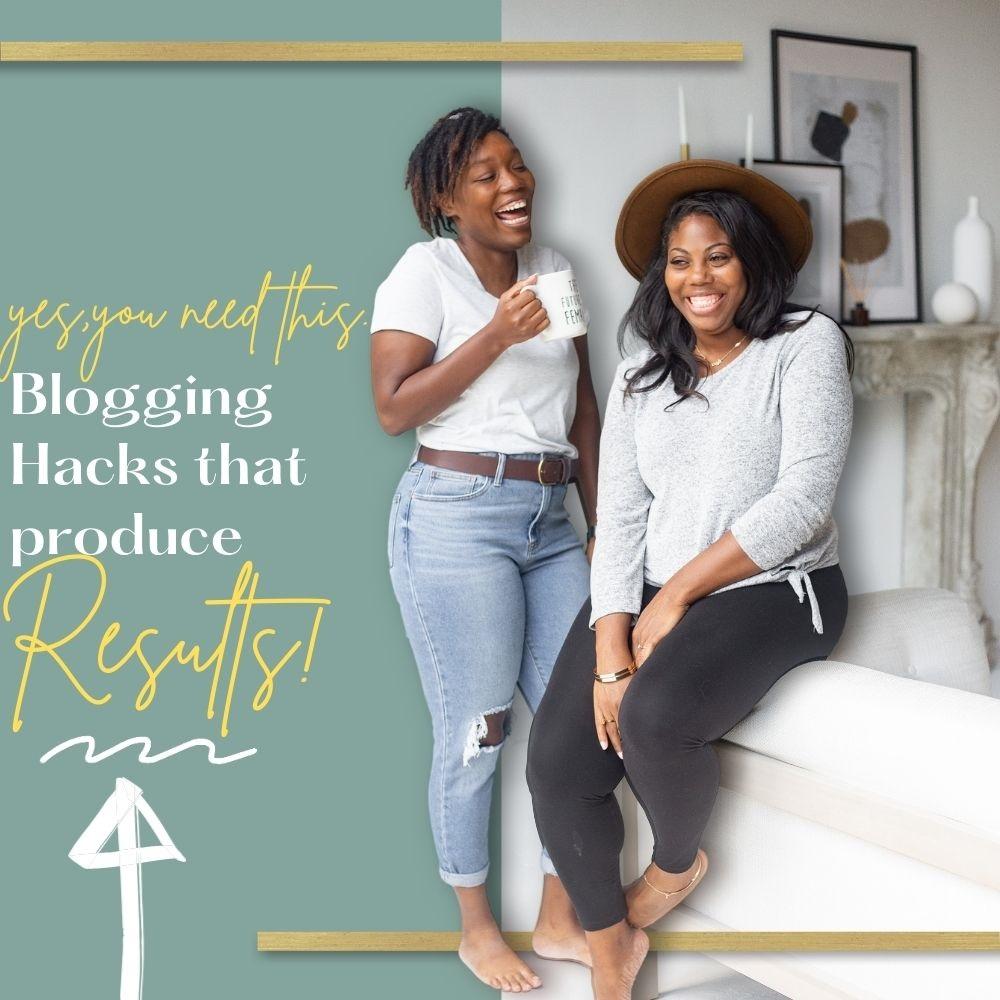 Blog hacks for making money online