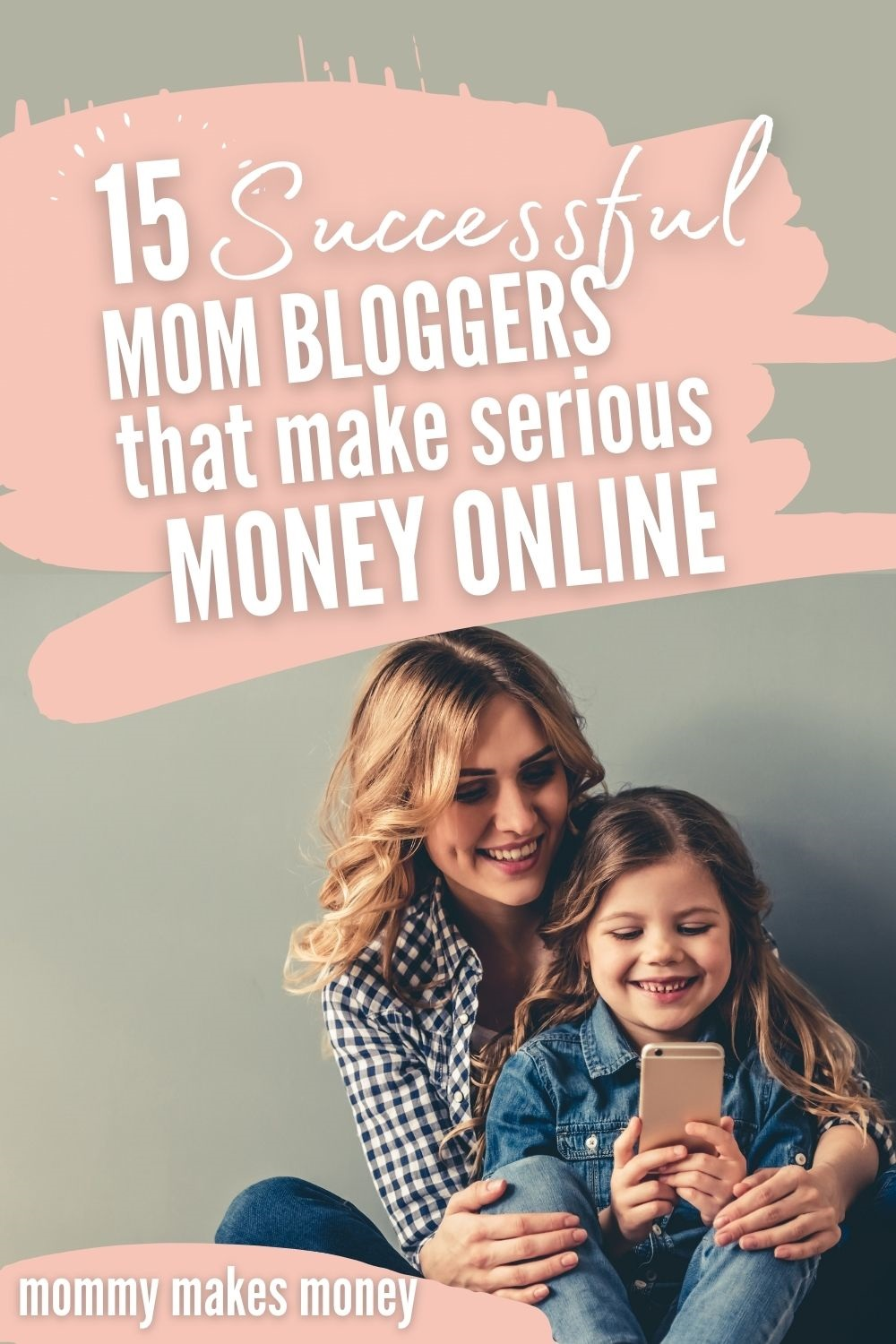 Successful mom blogs that make money. Find out which Mom Bloggers to Follow that earn extra money per month! Looking for mom blogs to follow and learn from the best mom bloggers? I have put together a list of top 15 mom bloggers to follow who make over $5000 a month blogging. They will inspire you with mommy blog ideas that make money and expert tips to help you make money blogging fast. If you are a mom that wants to write and start a blog? Learn the popular blogs and mom blogs that make money. Work from home with a mom blog and make money doing it.