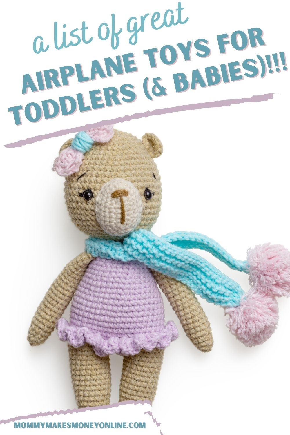 Best Plane Toys For Toddlers & Preschoolers The best toddler plane activities and travel toys for flying with toddlers. Learn how to keep your toddler entertained while flying so you can avoid a disaster of a flight! Fun travel toys for toddlers and preschool kids. Plane toys for toddlers and kids. Toddler travel toys and games.
