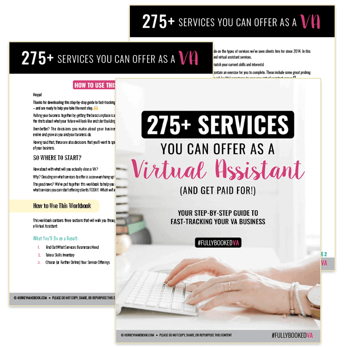 Learn how to make money while pregnant as a virtual assistant today. Grab this epic guide today to find out exactly how to get started offering these amazing VA services and getting paid for it.